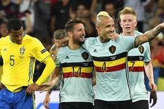 """Kèo Bỉ vs Hungary: Vào guồng, Bỉ """"đá bay"""" hiện tượng"""