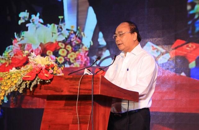 chống ngập, TPHCM, Nguyễn Xuân Phúc, triều cường, khởi công