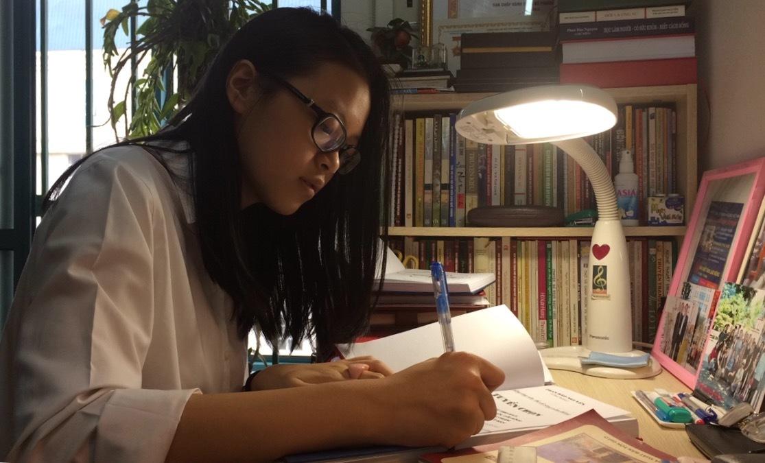 thủ khoa, tuyển sinh lớp 10, Hà Nội - Amsterdam