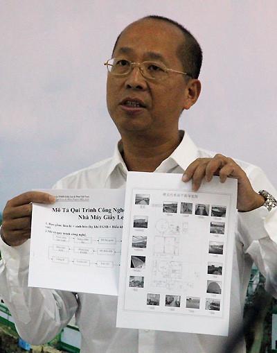 Bộ TN-MT chỉ đạo thanh tra Công ty TNHH Giấy Lee&Man VN