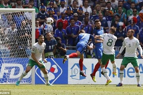 Antoine Griezmann Goal 58