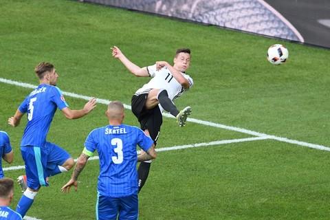 Video bàn thắng Đức 3-0 Slovakia