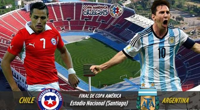 argentinien vs chile