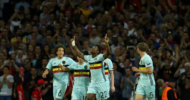 EURO 2016, Hungary, Bỉ, trực tiếp, vòng 1/8