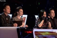 Hồ Quỳnh Hương, Thanh Lam khóc nức nở trên truyền hình