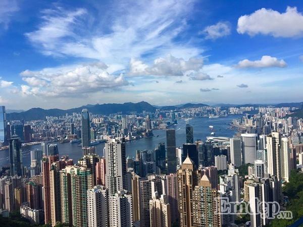 Hong Kong, du lịch, biển, cao ốc, địa phương