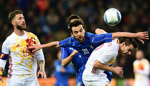 Kèo Italia vs Tây Ban Nha: Chỉ 1 bàn là đủ