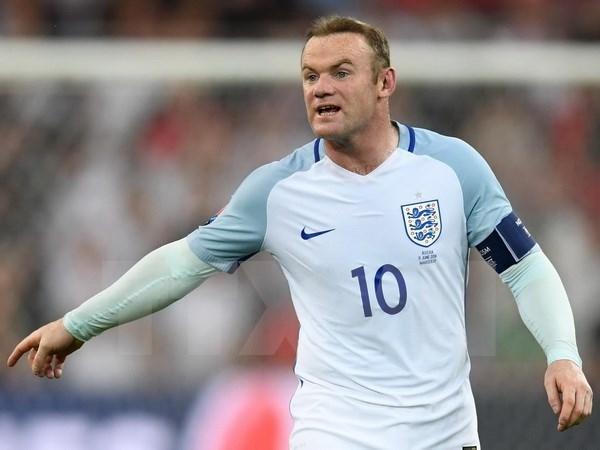 Rooney, Vardy, đội tuyển Anh, Italia, Tây Ban Nha,VCK Euro 2016