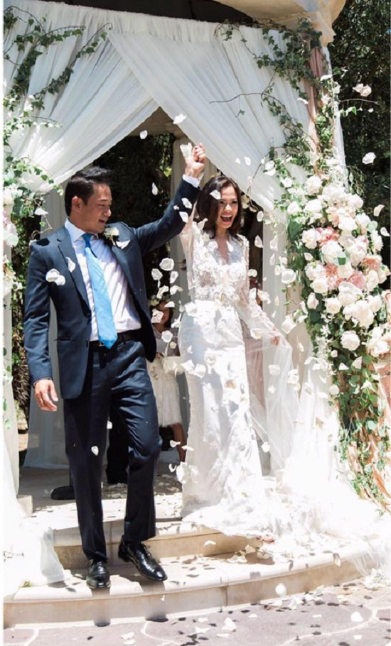 Vợ cũ đại gia Đức An tái hôn với luật sư riêng