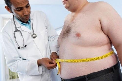 đàn ông béo phì, đời sống tình dụng, yếu sinh lý