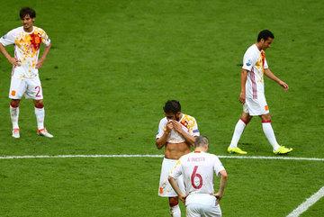 Video bàn thắng Tây Ban Nha 0-2 Italia