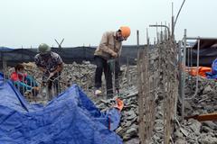 Chủ tịch Hà Nội: Kiên quyết phá dỡ vi phạm nhà 8B Lê Trực