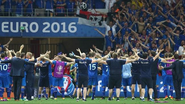 EURO 2016 và câu chuyện cổ tích mang tên Iceland