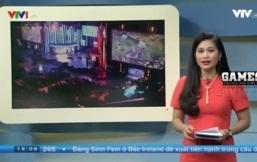 VTV1 tiếp tục đưa tin về cộng đồng game thủ trong chương trình Cuộc Sống Thường Ngày