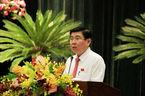 Ông Nguyễn Thành Phong tái cử Chủ tịch UBND TP.HCM