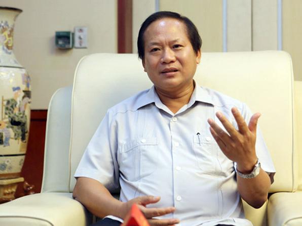 Bộ trưởng Trương Minh Tuấn, Bộ trưởng TT-TT Trương Minh Tuấn, Phó Trưởng ban Tuyên giáo TƯ