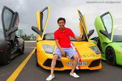 Cường đô la sắp lập câu lạc bộ Lamborghini Việt Nam