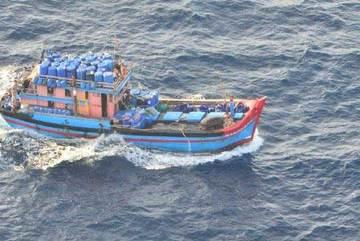 Australia kết án tù treo 30 ngư dân Việt