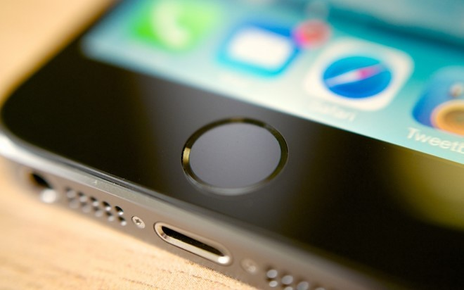 iPhone 7, nút Home, Force Touch,