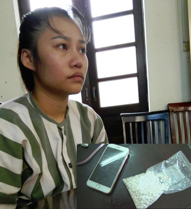 9x giấu hơn 500 viên ma túy trên trần nhà