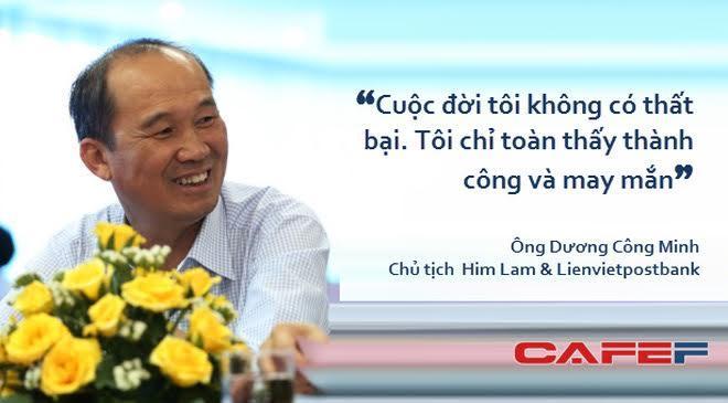 Dương Công Minh: Đại gia giàu có và đầy bí ẩn