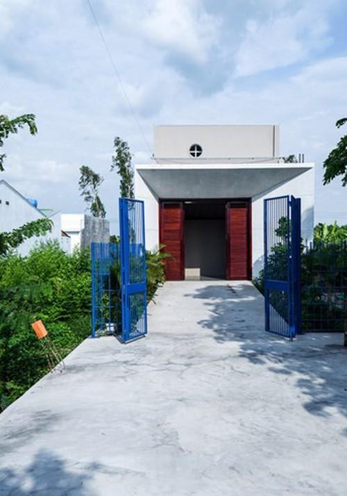căn nhà hang động ở Vĩnh Long, nhà Việt lên báo Tây, tạp chí kiến trúc Mỹ Archdaily, hang động Sơn Đoòng