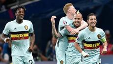 Vì sao Bỉ dễ vô địch EURO 2016 nhất?