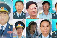 Nâng lương, thăng hàm 9 quân nhân phi hành đoàn Casa 212