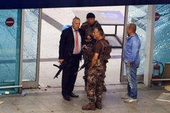 Phát hiện chấn động từ vụ khủng bố sân bay Thổ