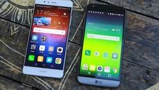 Huawei P9 đọ LG G5: Chọn sức mạnh hay sắc đẹp?