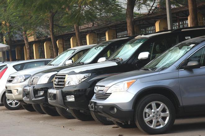 Sự thật thanh lý '264 ô tô công thu về 390 triệu đồng'