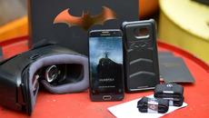 Trình làng Galaxy S7 edge thiết kế 'siêu anh hùng'