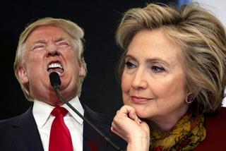 Trump tấn công phe Cộng hòa, Hillary tăng tốc cách biệt