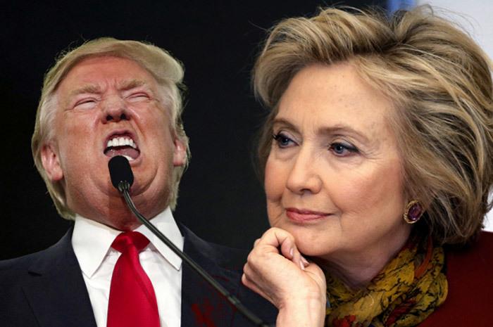 Trump, HIllary, công kích, bầu cử, Mỹ, đả phá, tấn công, ứng viên