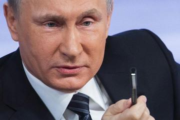 Putin đang nắm 'vận mệnh chính trị' của Hillary?