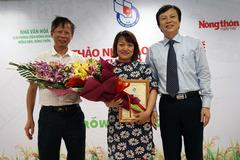 VietNamNet đoạt giải nhất cuộc thi 'Nông dân và Hợp tác'