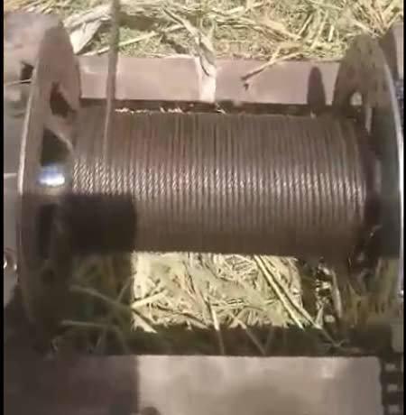 Lão nông học hết lớp 5 sáng chế máy tời, máy cấy