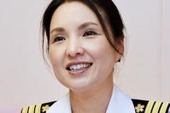 Vẻ đẹp rạng rỡ của nữ tướng chiến hạm Nhật