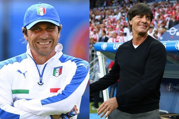 Không thể bỏ qua: Italia sẽ loại Đức trong hiệp phụ!