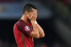 Ronaldo cười thẹn, may Bồ Đào Nha còn có Renato Sanches