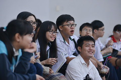 Thi THPT quốc gia: Gần 900.000 thí sinh làm bài môn toán
