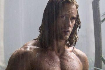 Tập luyện như điên để thành Tarzan '6 múi'
