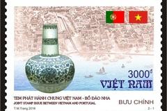 Phát hành tem chung Việt Nam - Bồ Đào Nha
