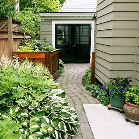 phong thủy nhà ở, thiết kế sân vườn, thiết kế sân vườn đúng phong thủy