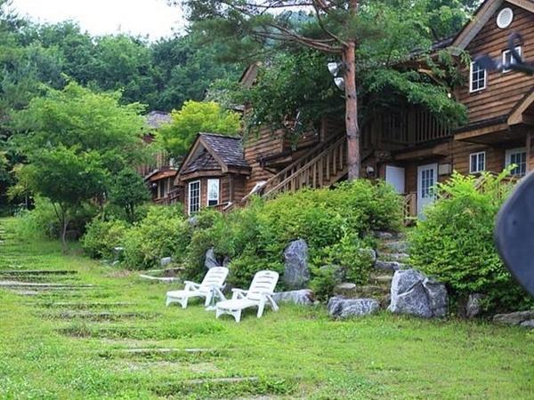 Cận cảnh khu nhà giàu và siêu biệt thự ở Hàn Quốc