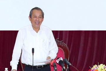 Phó Thủ tướng: 500 triệu USD Formosa bồi thường tập trung cho dân