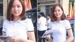 Dân mạng truy tìm cô gái xinh đẹp tại điểm thi ĐH Bách khoa