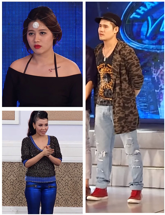 Vietnam Idol, Vietnam Idol 2016, Thu Minh, Huy Tuấn