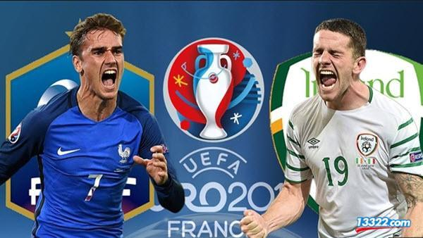 Euro 2016, lịch thi đấu euro 2016, lịch trực tiếp euro 2016