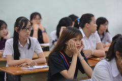 89 thí sinh bị đình chỉ thi môn Văn
